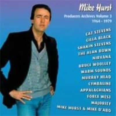 Mike Hurst - Producers Archives Vol.3 1964-1979 (2009)  CD  NEW  SPEEDYPOST