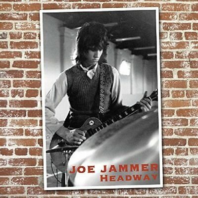 Joe Jammer - Headway (2015)  CD  NEW/SEALED  SPEEDYPOST