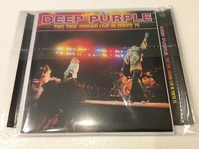 Deep Purple This Time Around Live In Tokyo 75