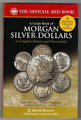 Guide Book Of Morgan Silver Dollars  #1    4Th Edition