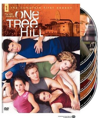 One Tree Hill - The Complete First Season (6- Disc Box Set) NEW DVD