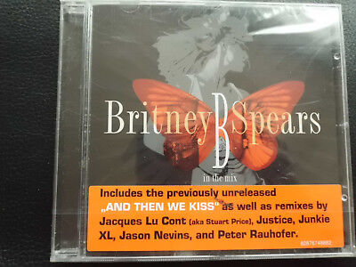 Britney  Spears  -  B  In The Mix  - The Remixes ,  Cd  2005,   Pop,  Neu  & Ovp