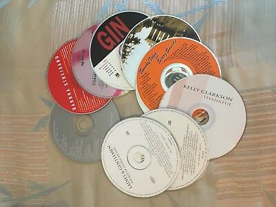 YOU PICK!!  Any 20 CDs for one low price - Music CD lot records albums rock pop