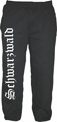 Black Forest Joggers - Old German - Sweatpants - Jogger - Trousers