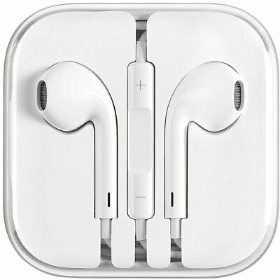 Earpods with Remote & Mic For Apple iPhone 6S 6 Plus 5SE 5C 5 OEM Quality