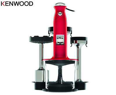 Kenwood kMix Stick Mixer - Red
