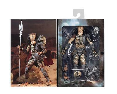 "NECA AHAB PREDATOR Ultimate 7"" Scale Action Figure Dark Horse Comics Aliens AVP"