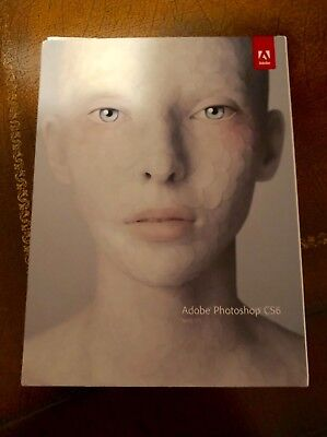 Adobe Photoshop CS6 for Mac Full Retail Version Perpetual license