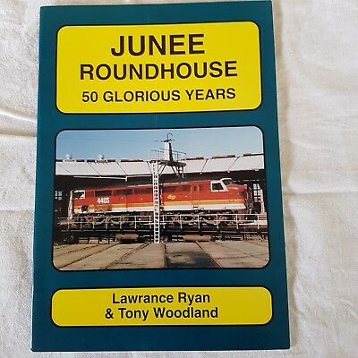 Junee Roundhouse, 50 Glorious Years