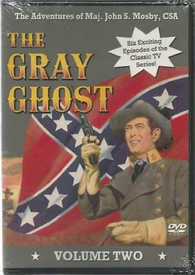 The Adventures of Major John S. Mosby, C.S.A. The Gray Ghost Volume 2