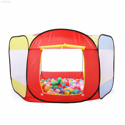 F6AD Folding Portable Playpen Baby Play Yard With Travel Bag Indoor Outdoor Safe