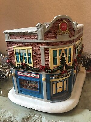 """Nice!! Holiday Village Jewelers"""" Coca-Cola Hawthorne Collection"""