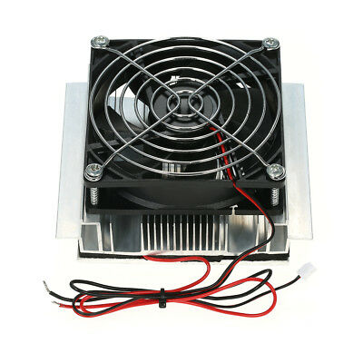 12V 60W Thermoelectric Peltier Refrigeration Cooling Semiconductor Cooler H0P9