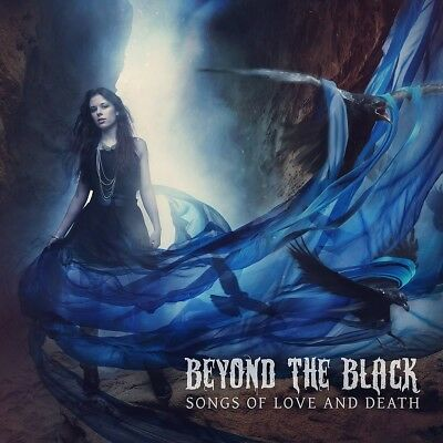 Beyond The Black - Songs Of Love And Death  Cd New+