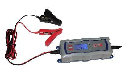 battery charger 6V/12V motorrad car 120 Ah max
