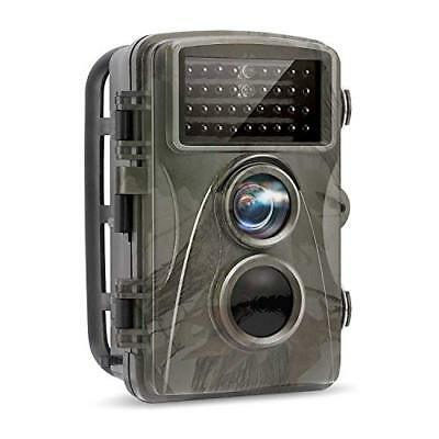 TEC.BEAN Trail Camera 12MP 1080P 2.3 Inch LCD Screen Full HD Hunting Game