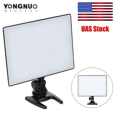 YONGNUO YN-300 AIR PRO LED Video Light 3200K-5500K for Camera DV Camcorder Q2S7