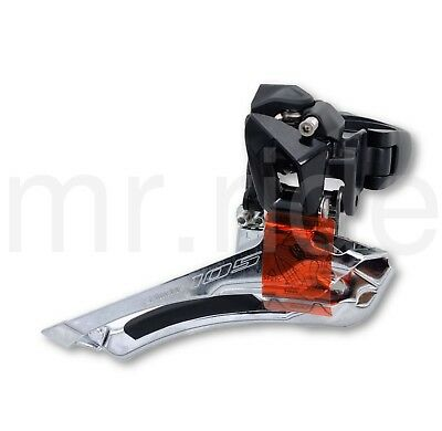 Shimano 105 FD-R7000 2x11-speed Front Derailleur Clamp On 318/28.6mm Road Bike