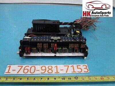 Fuse Junction Power Box Panel Board Relay Distribution BMW E46 325i 325Ci 01-05
