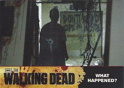 Walking Dead ** Trading Card Season 1 ** #13 #17 #20 #46 #49 #59 ** See My Store