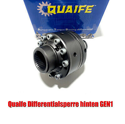 Quaife Differentialsperre 4 Motion Haldex GEN1 Golf VW Audi VR6 Turbo 16V 1.8T