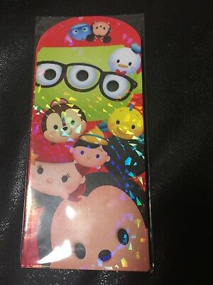 Disney Tsum Tsum Lunar New Year Red Envelopes Mickey Mouse