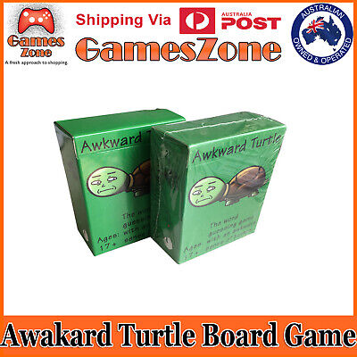 Awkward Turtle Card Game Brand New Great Christmas Gift Party Board Game