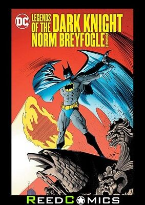 LEGENDS OF THE DARK KNIGHT NORM BREYFOGLE VOLUME 2 HARDCOVER (456 Pages)
