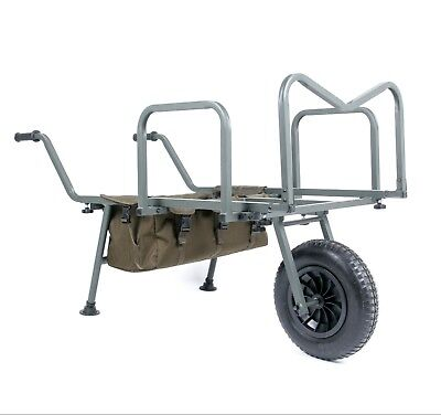 Nash KNX Barrow NEW Carp Fishing Barrow - T4370