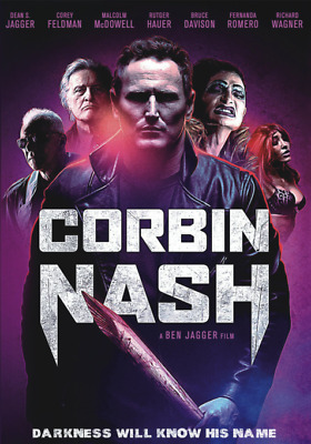 """corbin Nash"" Dvd 2018 Free Shipping Factory Sealed Brand New"