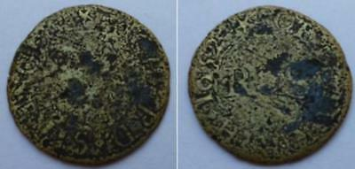 Very Rare Sussex, Petworth, Richard Stringer farthing 1652 Unpriced in Dickinson