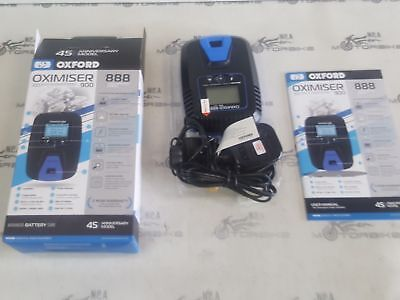 Oxford Oximiser 900 (888 Anniversary Edition) Essential battery charger EL572