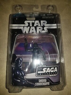 Star Wars Shadow Troopers Worldwide Exclusive from Lucasfilm LTD (2006): RARE