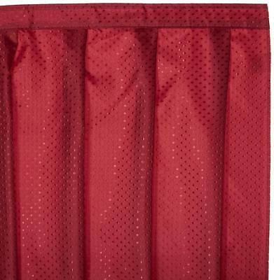Carnation Home Fashions Lauren Dobby Fabric Sink Skirt, 54-Inch by 32-Inch,...