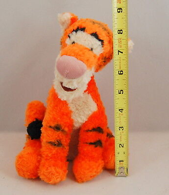 "Disney Parks 9""  Tigger Plush Toy from Winnie The Pooh"