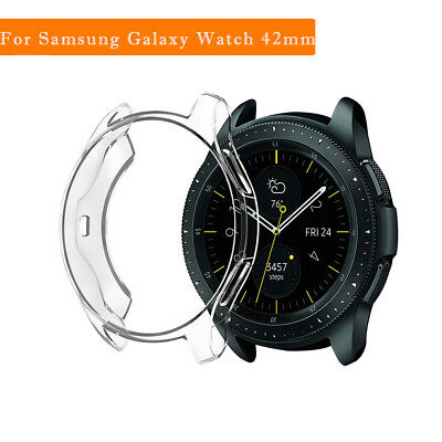 Ultra-thin Soft TPU Protection Silicone Case Cover For Samsung Galaxy Watch 42mm