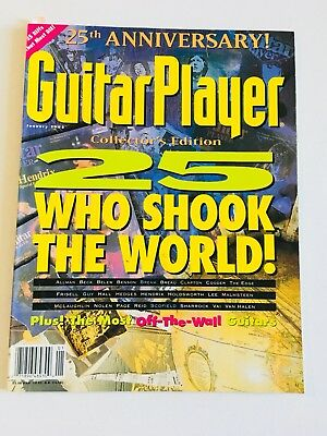 Guitar Player Magazine, Collector's Edition, January 1992