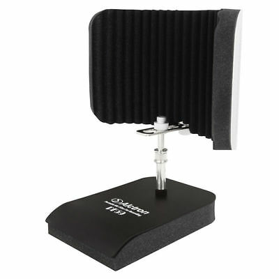 Microphone Isolation Shield Panel Reflection Filter Mic Windscreen Vocal Booth