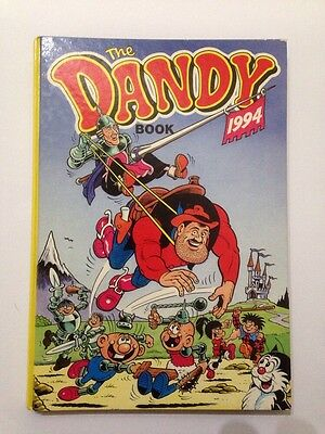 THE DANDY BOOK 1994 Annual. Good Condition. **Free UK Postage**