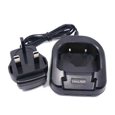 CH-8 Charger For Baofeng UV-82 UV-82HP UV-8D GT-5TP Two-Way Radios Walkie Talkie