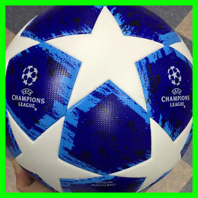 Champions League UCL 2019 Official Size 5 Match soccer Ball Football UEFA
