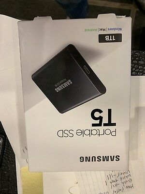 Samsung Portable Ssd T5 250gb Mu Pa250b Ww Usb 3 1 External Solid