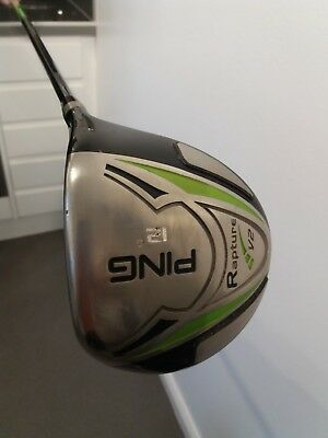 ping rapture v2 driver 12 degree