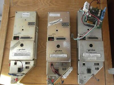 THREE * Protel Model XP 7000 Smart Payphone Board Electronic XP7000 * 3 PCS