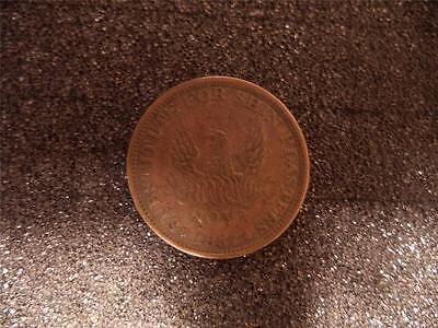 1837   SUSPENDED SPECIE  PAYMENTS SUBSTITUTE FOR SHIN PLASTERS hard times token