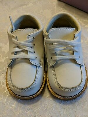 8d72b593dccd2f SZ 2 INFANT WEEBOK by REEBOK EUC Camel Brown Tennis Shoes NB Baby ...