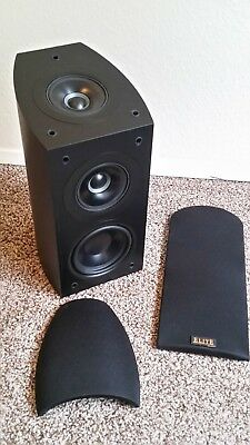 Pioneer SP EBS73 LR Elite Dolby Atmos Enabled Bookshelf Speaker