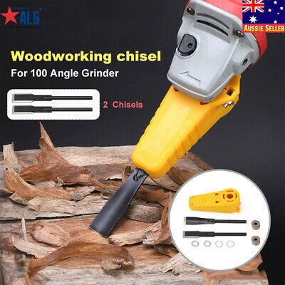 Wood Carving Chisel Set 100 Angle Grinder Into Power Chisels Woodworking Tool