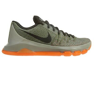 6ba85591df53 Nike KD 8 Lunar Grey Sequoia Alligator 749375-033 Kevin Durant Mens Size 10