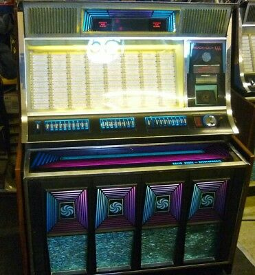 Jukebox Rock Ola 444